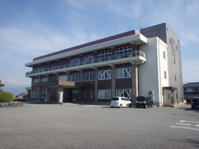 Funahashi Village Hall