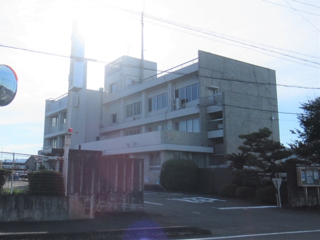 Shinshiro Police Station