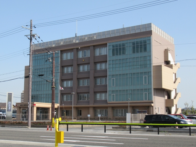 Omihachiman Police Station